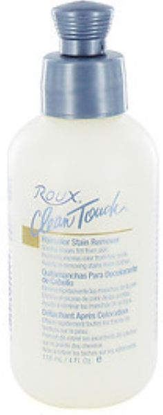 Roux Clean Touch Hair Color Stain Remover, 4 oz (Pack of 2) * Be sure to check out this awesome product.