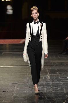 Dolce & Gabbana Alta Moda Haute couture Spring/Summer 2016 89