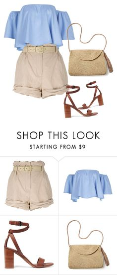 """""""Relax"""" by petrescudenisa on Polyvore featuring Moschino, Vince and Mar y Sol"""