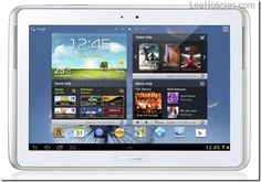 Ya disponible el Android Jelly Bean para el Samsung Galaxy Note 10.1 - http://www.leanoticias.com/2012/11/08/ya-disponible-el-android-jelly-bean-para-el-samsung-galaxy-note-10-1/
