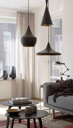 beat lights by tom dixon nieuw huis pinterest lampen verlichting en interieur. Black Bedroom Furniture Sets. Home Design Ideas