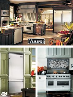 Create your dream kitchen with Viking 5 Series appliances from Abt. Click through to shop our collection now and start cooking like a professional right at home today.