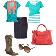 """Country but its my style"" by bstone17 on Polyvore  Looove this!!"