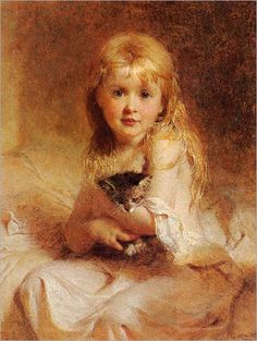 Young Companions, by George Elgar Hicks.