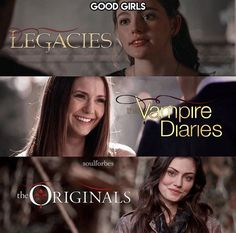 They're not goody two shoes, but they do fill in that protagonist role Serie The Vampire Diaries, Vampire Diaries Poster, Vampire Diaries Wallpaper, Vampire Diaries Quotes, Vampire Diaries The Originals, Damon Salvatore, Vampire Shows, Vampire Series, Legacy Tv Series
