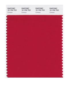 Amazon.com: PANTONE SMART 19-2047X Color Swatch Card, Sangria: Home Improvement, Crimson. This shade od crimson is neutral red, not too warm, not too cool.