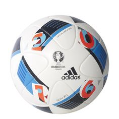 The new Adidas Euro 2016 Ball features a unique design. Revealed on November the new official match ball is called Adidas Jeu Beau Euro 16 Ball. Soccer Gear, Soccer Shop, Soccer Tips, Football And Basketball, Basketball Uniforms, Football Kits, Soccer Cleats, Soccer Ball, Soccer Players