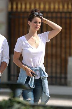 Lana Del Rey Style Inspiration
