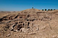 Having been dated to around 9000 B.C., Gobekli Tepe is thought to be the oldest human construction.
