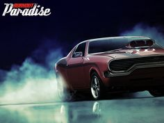 Real Muscle Cars pre-pollution controls and tree huggers