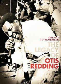 """Otis Redding is captured on camera performing in a variety of locations across the globe on DREAMS TO REMEMBER. Sixteen musical performances of songs such as """"Pain in my Heart"""" and """"Try a Little Tende"""