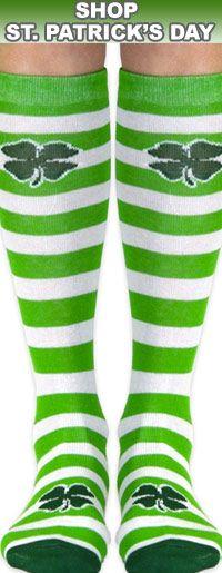 88ae76332afe5 Lucky Runner St Patrick s Day running socks! Shamrock marathon Virginia  beach idea!! Running