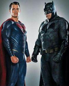 BATMAN vs SUPERMAN Dear Lord Henry is gorgeous.