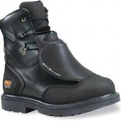 053530001 Timberland PRO Men's Met ST Safety Boots - Black www.bootbay.com