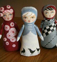 Stump Dolls by Hally Levesque