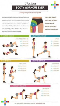The Best Booty Workout Ever