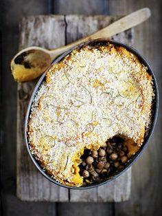 Brittimestarin vegaaninen versio Shepherd's Pie -vuoasta kerää ylistyksiä lihansyöjien keskuudessa.