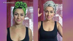 Head Wrap Tutorial: 2 Styles by #AsalBeauty