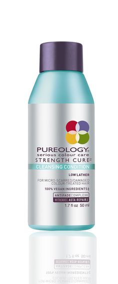 Pureology Strength Cure Cleansing Condition 50ml.