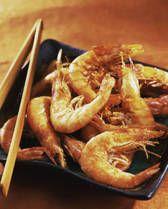 Stir-Fry Salt & Pepper Shrimp