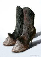 Hoof boots by DenisPolyakov
