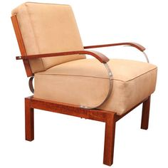 Shop lounge chairs and other antique and modern chairs and seating from the world's best furniture dealers. Cool Furniture, Furniture Design, Art Nouveau, Art Deco, Table Games, Modern Chairs, Armchair, Antiques, Lounge