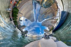 Alternate Perspectives Series 2, More Distorted Panoramas by Randy Scott Slavin