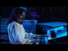 Yanni - Acroyali / Standing in Motion (live 1993) -- Yanni is a Greek pianist/keyboardist/composer/music producer  who has spent his adult life in the United States. Yanni continues to use the musical shorthand that he developed as a child, blending jazz, classical, soft rock, and world music to create predominantly instrumental works. [moved video to: http://pinterest.com/jillianmfinley/musicians-philharmonic/]