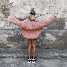 Sweaters & shorts .