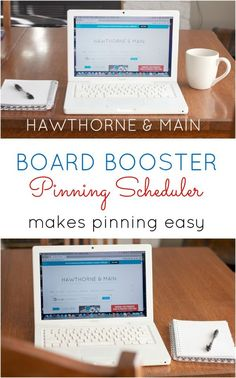 Hawthorne and Main: Schedule Your Pinterest Pins Then Sit Back and Relax