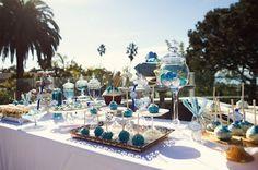 a royal affair bridal shower theme