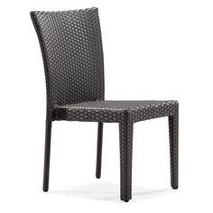 Zuo Modern Espresso Arica Chair   Set Of 2 | From Hayneedle.com