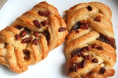 small things: Maple Pecan Plait