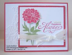 Fabulous Florets by imamuttnut - Cards and Paper Crafts at Splitcoaststampers