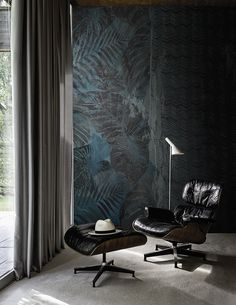 Motif wallpaper LURK Contemporary Wallpaper 2016 Collection by Wall