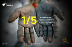 5 facts: Child Labour by trust.org, via Flickr