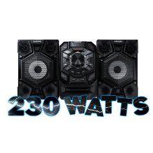 Amazon.com: Samsung MX-J630 2.0 Channel 230 Watt Wired Audio Giga System (2015 Model): Electronics