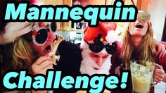 MANNEQUIN CHALLENGE! Fun with family