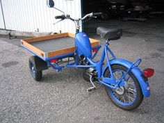 Sachs flakmoped