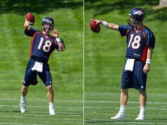 Peyton Manning Looking Good