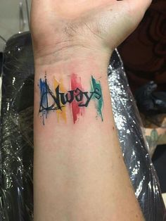 Harry Potter Always tattoo