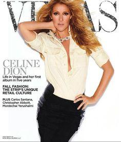 Céline Dion | Vegas Magazine, septembre 2012