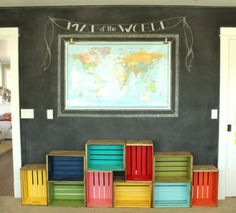 12 Creative Diy Projects From Wooden Crates