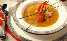 Creamy Lobster Bisque Recipe by Nadia G