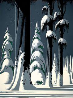 Yosemite - Eyvind Ea