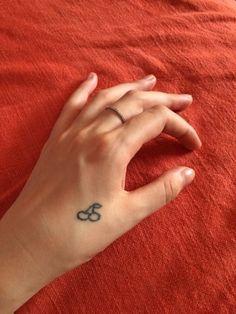 photo gallery for stick n poke tattoos and hand poked tattoos Dope Tattoos, Hand Tattoos, Dainty Tattoos, Hand Poked Tattoo, 1 Tattoo, Dream Tattoos, Piercing Tattoo, Body Art Tattoos, Small Tattoos