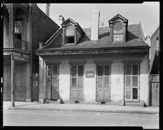 821-825 Toulouse St., New Orleans, Orleans Parish, Louisiana.