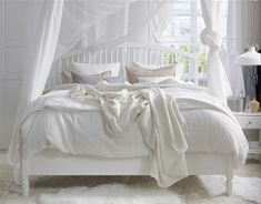 A Dreamy & Traditional Bedroom Collection - IKEA Share Space