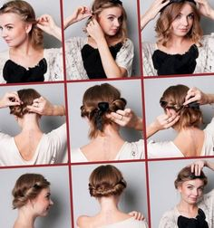 Прическа на короткие волосы с челкой - http://popricheskam.ru/130-pricheska-na-korotkie-volosy-s-chelkoj.html. #прически #стрижки #тренды2017 #мода #волосы