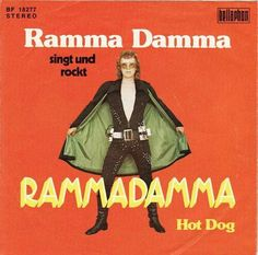 ramma damma (hotdog)